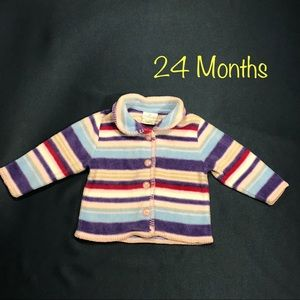 Kids Korner baby Fleece Jacket• Size 24m